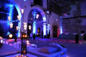 Salon discoteca Abadia de Parraces