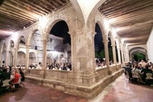 la Abadia de Parraces