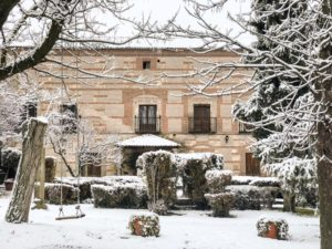 bodas originales nieve madrid