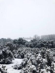 localizaciones rodajes nevados madrid