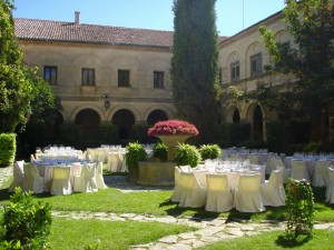 monasterios para eventos cerca de madrid